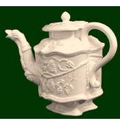 The Grape Vine Teapot