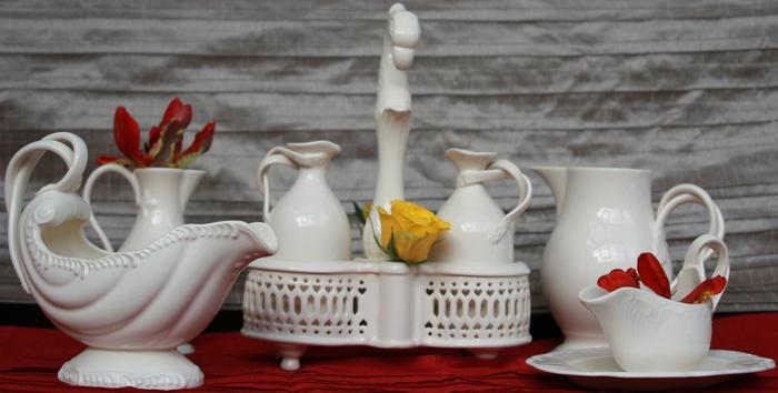Royal Creamware classics